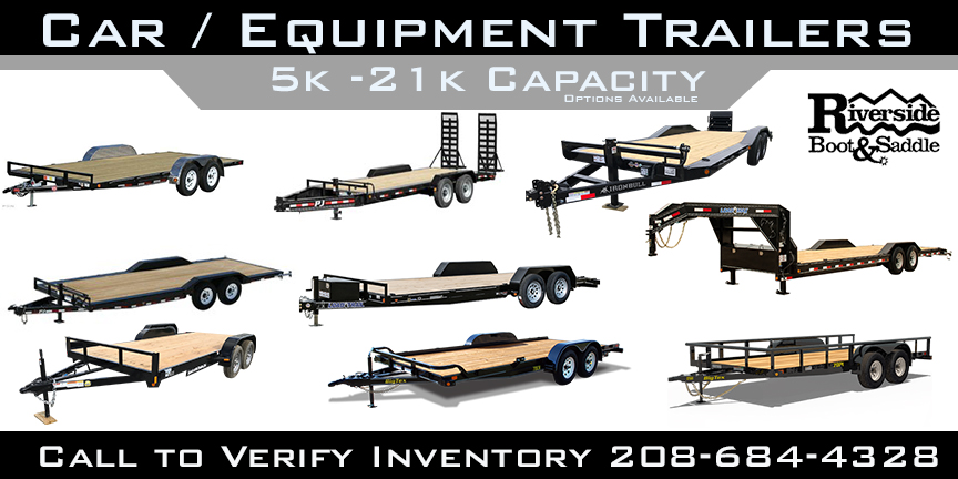 Car Hauler / Equipment Trailers