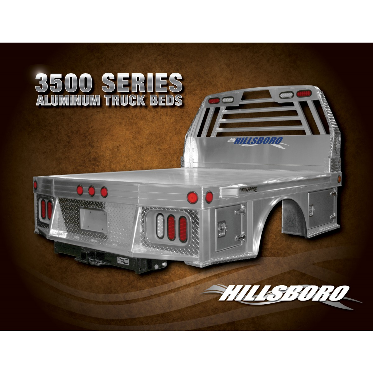 Hillsboro 3500 Flat Bed For Sale