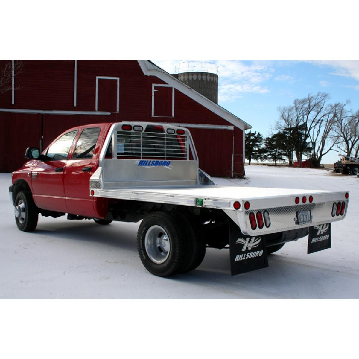 Hillsboro 2000 Series Flat Bed For Pickup