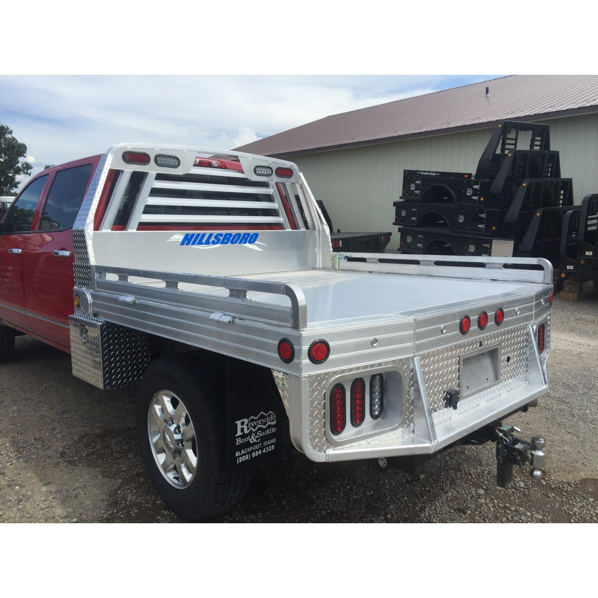 Hillsboro flatbeds for pickups for Bed tech 3000