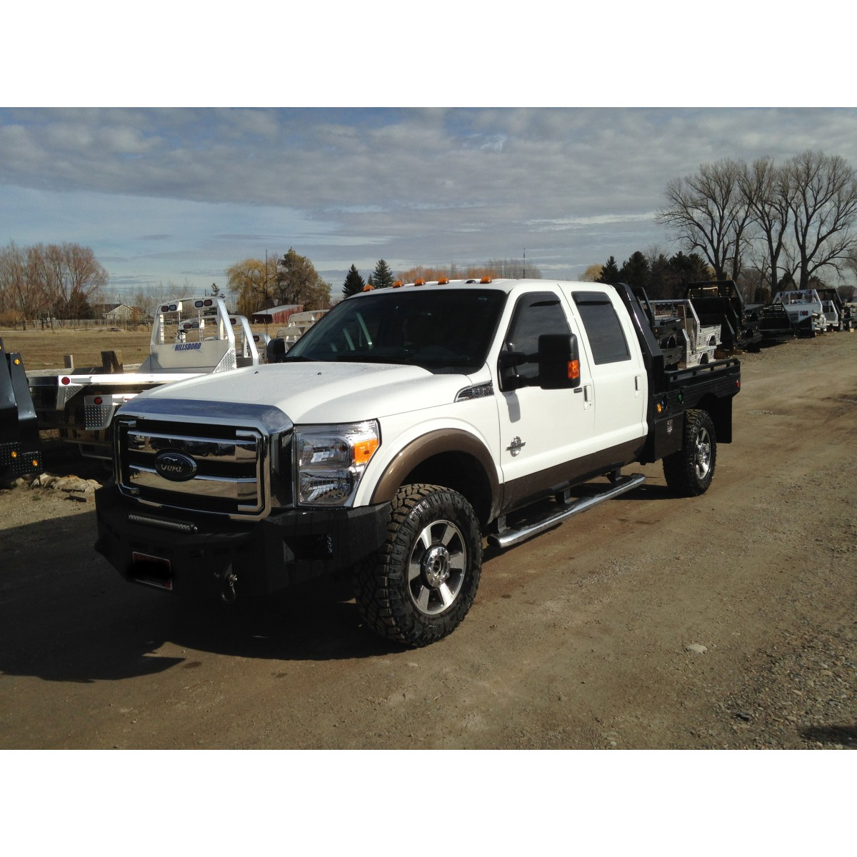 Flatbed Tow Truck >> Hillsboro GII Steel Bed - G II Steel Bed - Hillsboro ...