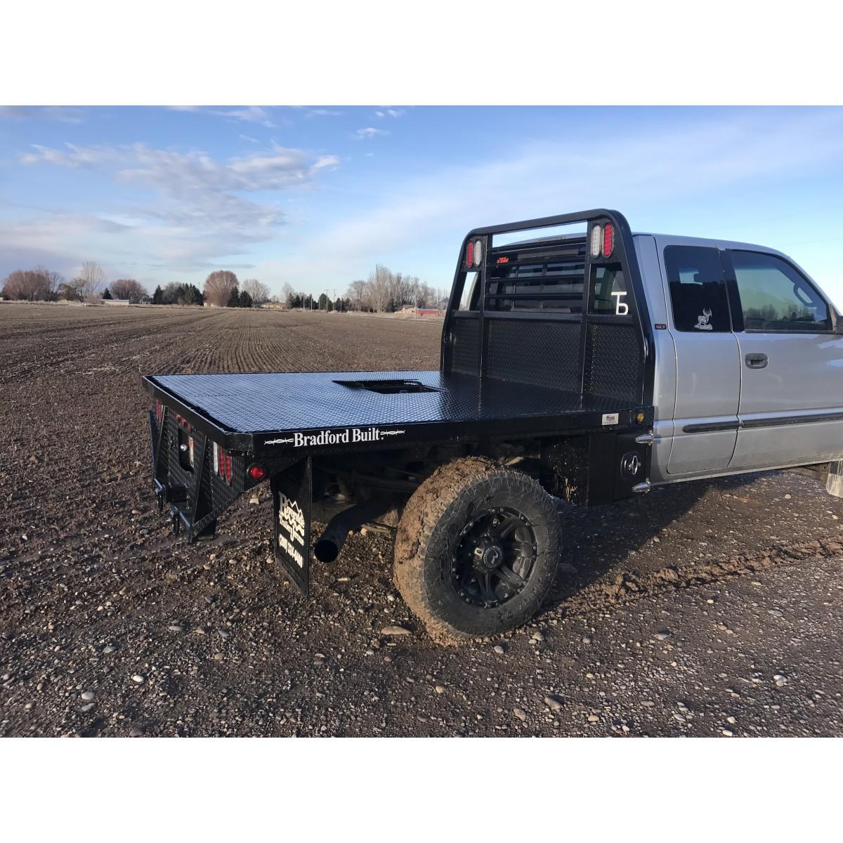 bradford built mustang flatbed pickup flatbed rh riversidebootandsaddle com