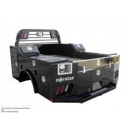 Norstar Flatbed  Model SD Bed
