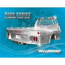 New Hillsboro 4000 Series Flatbed