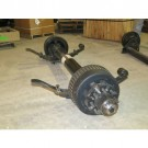 New PJ OEM Replacement 12k Dexter Axle