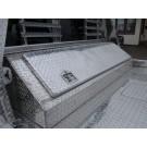 Bradford Aluminum Cross Body Box
