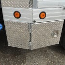 Hillsboro Aluminum Tool Box Tapered for Hillsboro 3000 Beds