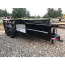 """2021 Load Trail DT Dump 7'x14' with 50"""" Side Door"""