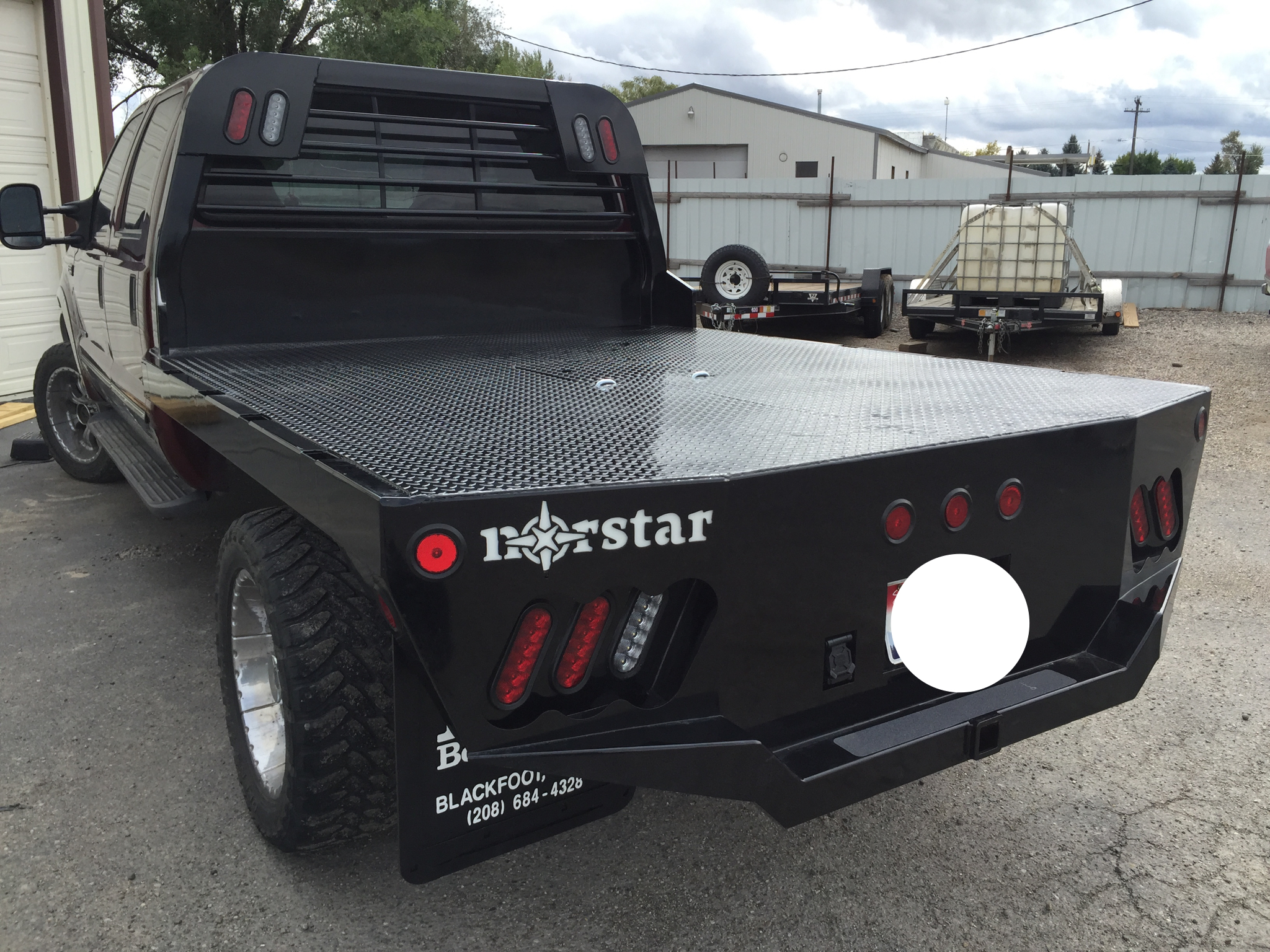 Norstar Flatbed For Pickup And Trucks Wiring Diagram Details
